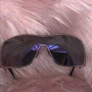 Dolce & Gabbana  Mirrored Sunglasses